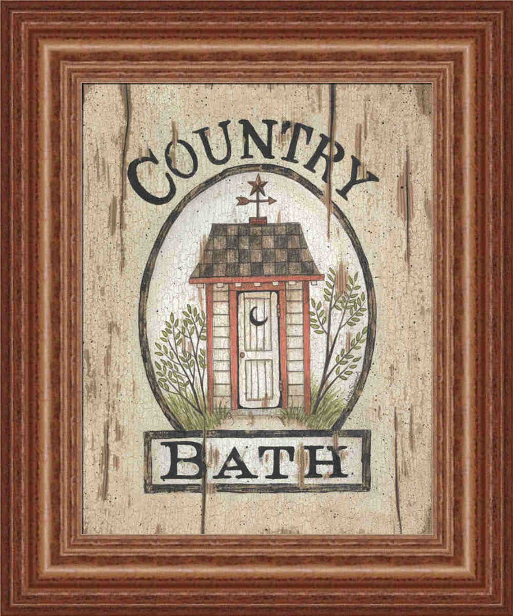 Americana Bathroom Decor