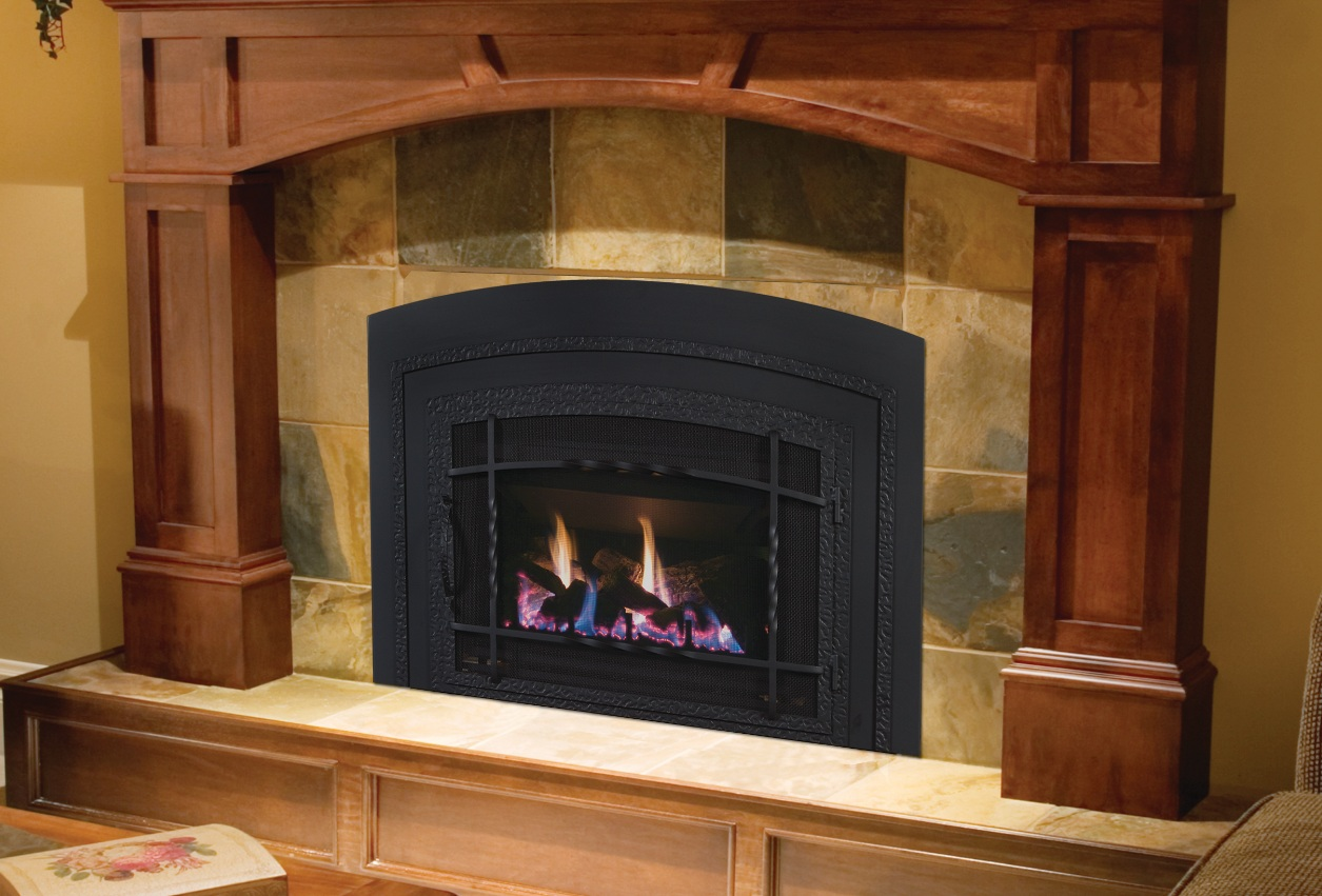 Gas Fireplace Conversion Tips And Guide Kvriver Com