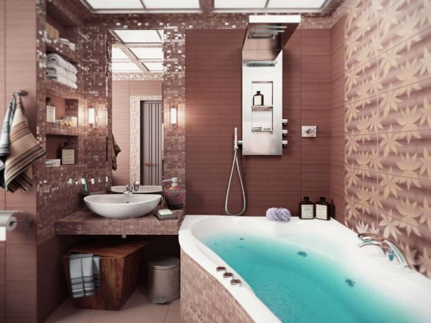 French style bathroom style