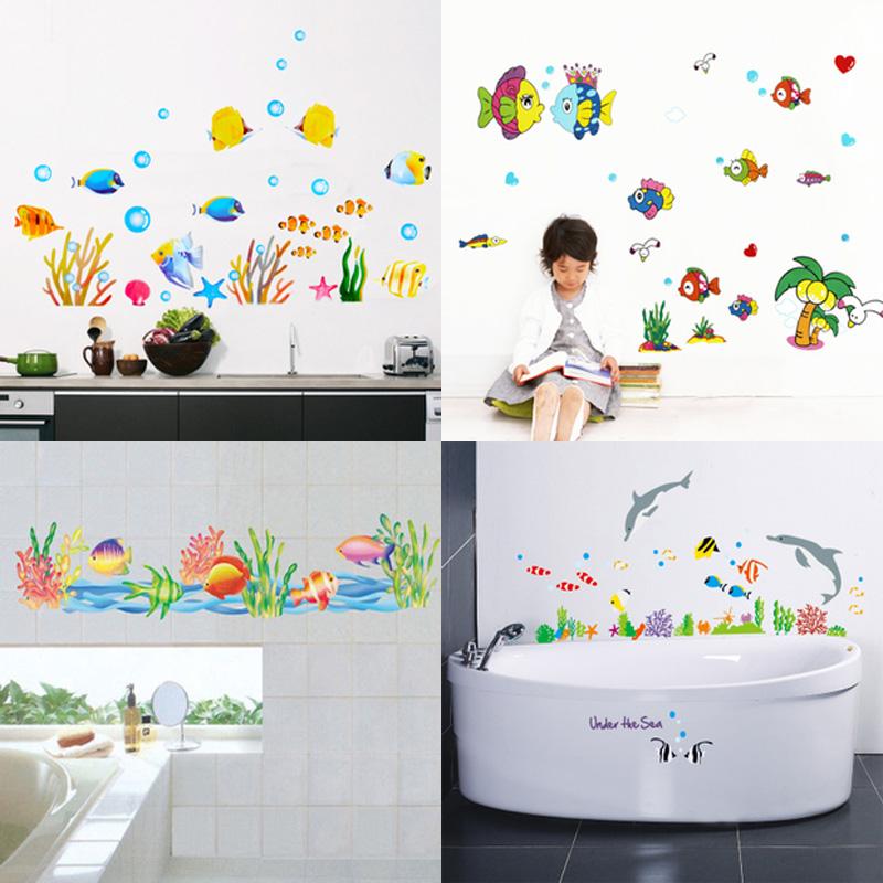 Gone Fishing Bathroom Decor