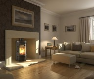 Modern Looking Wood Stoves
