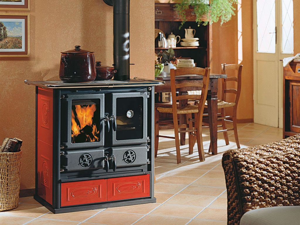 Modern Wood-Burning Cook Stoves