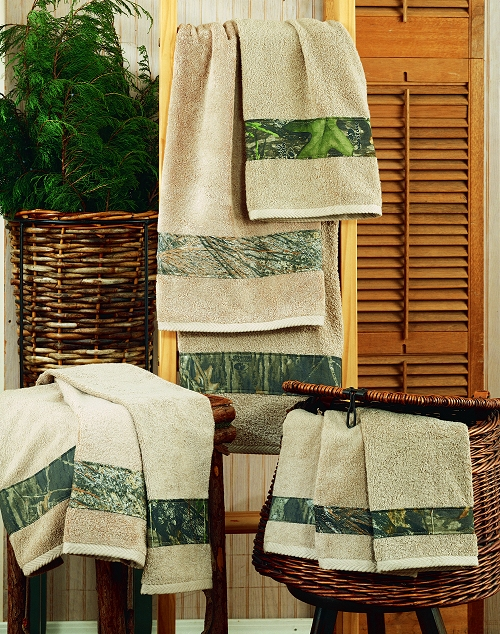Mossy Oak Bath Accessories