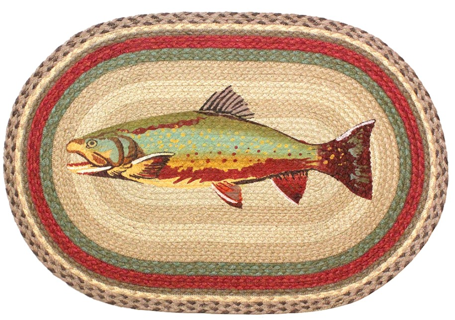 Rather Be Fishing Bathroom Accessories