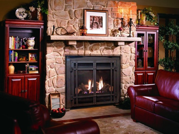 Gas Fireplace Conversion Gas Fireplace Conversion Tips And Guide Gas Fireplace Conversion