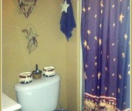 americana bathroom