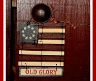 americana patriotic wall decor