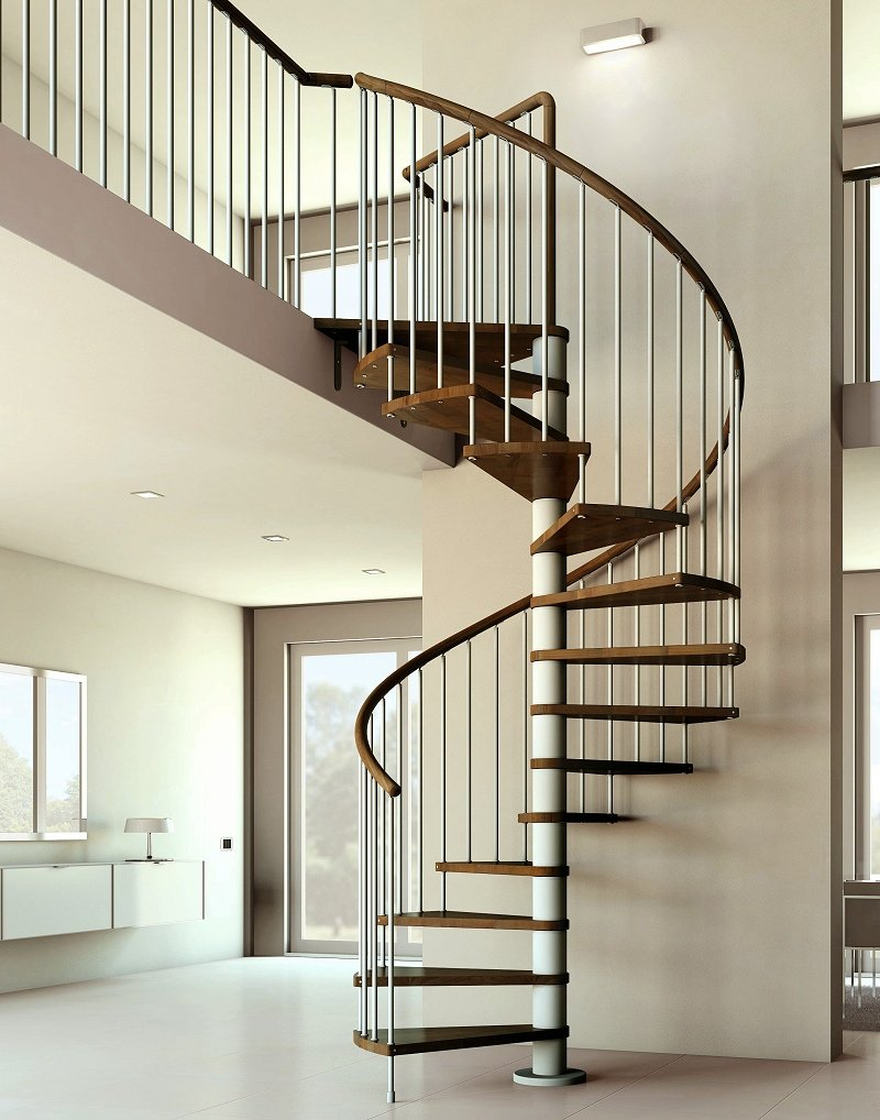 artemis spiral staircase