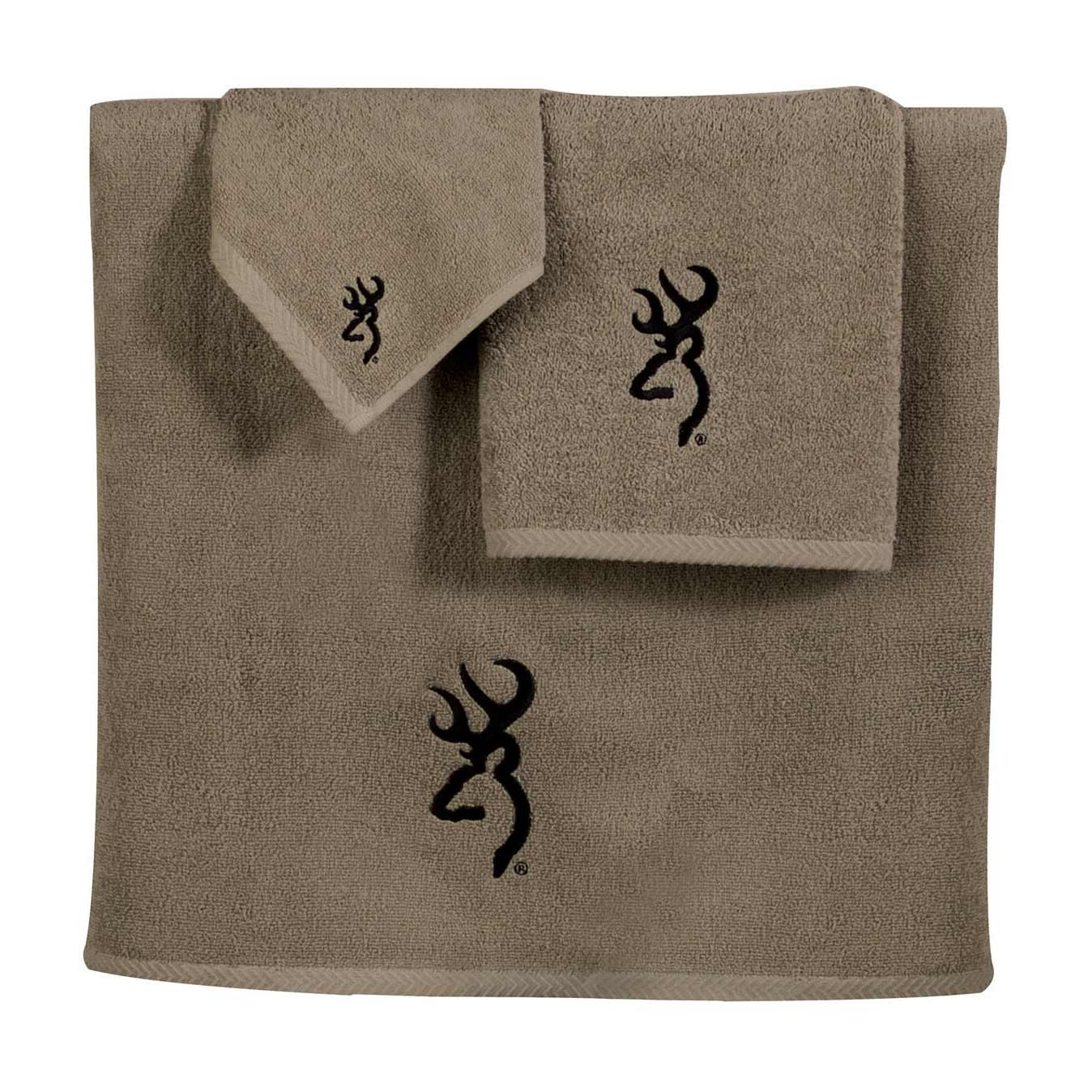browning towel set