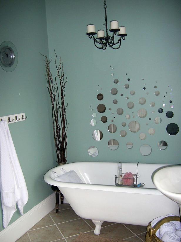 decorating ideas for modern bathroom