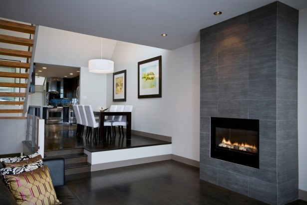 gas fireplace conversion