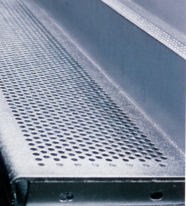 metal outdoor stair treads
