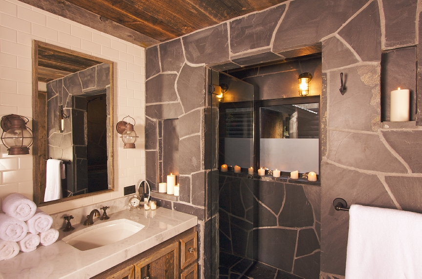 Country Bathroom Decor: Rustic Bathroom Décor Ideas For A Country Style Interior