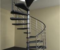 Cheap Metal Spiral Staircase