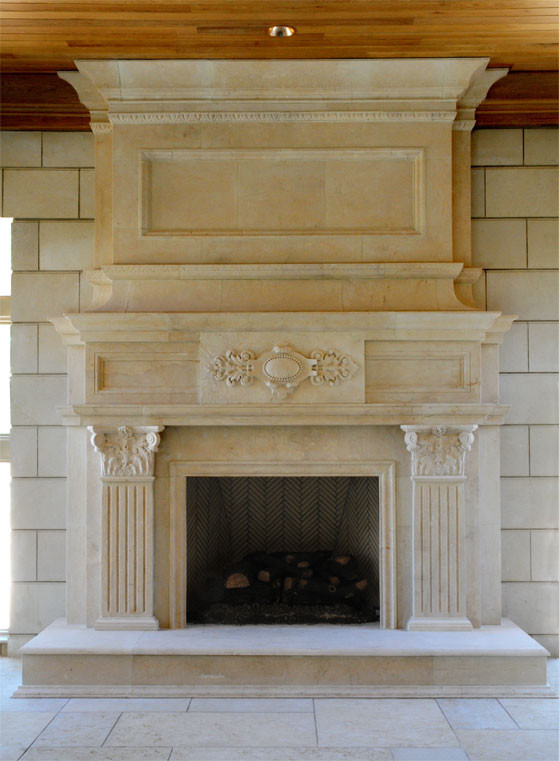 Fireplace Mantels Designs