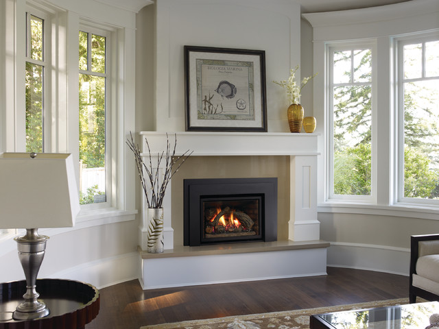 Gas Contemporary Fireplaces