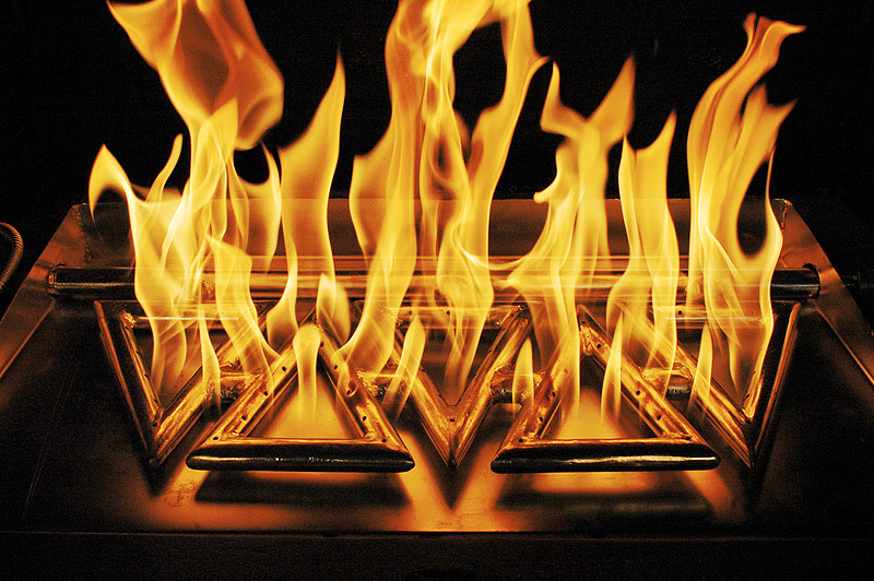 Gas Fireplace Burner Proper Maintenance And Care Tips