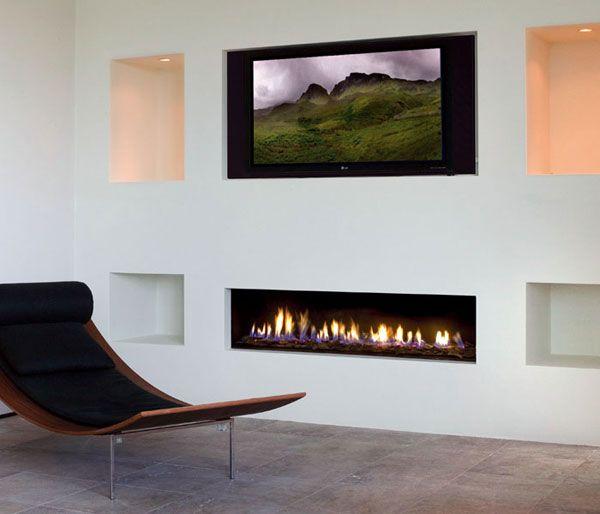 Modern Propane Fireplace Inserts