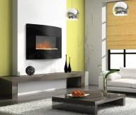 Plasma Wall Mount Electric Fireplace