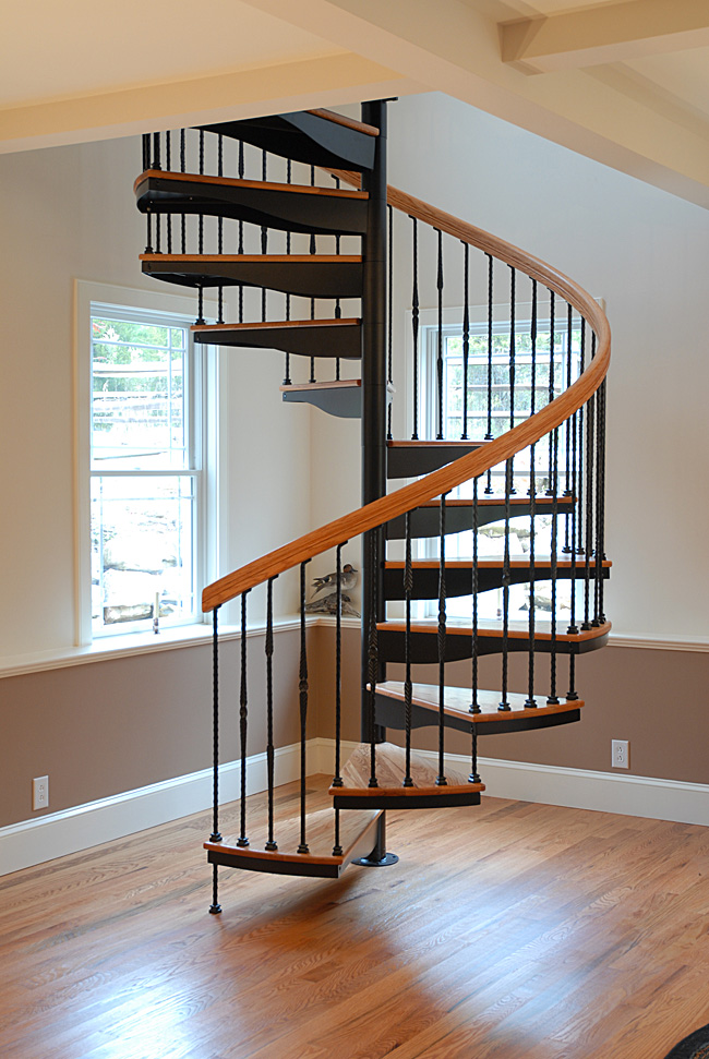 What to look out for when buying cheap spiral staircase for Aluminum spiral staircase prices