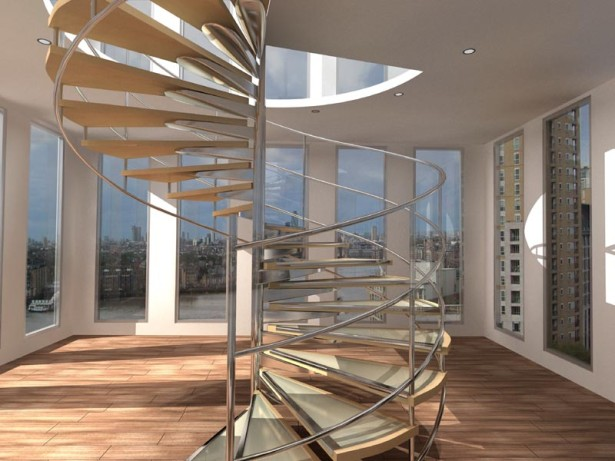 Spiral Staircase Prices