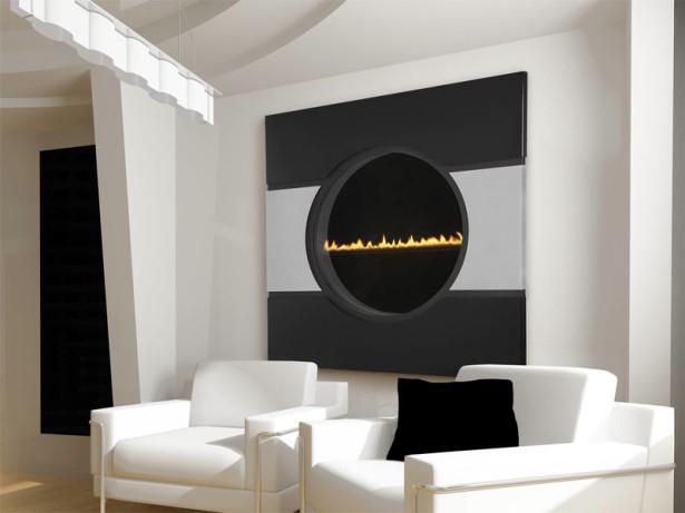 Ventless Gas Fireplace Burners