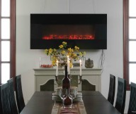 Wall Mount Electric Fireplaces Clearance