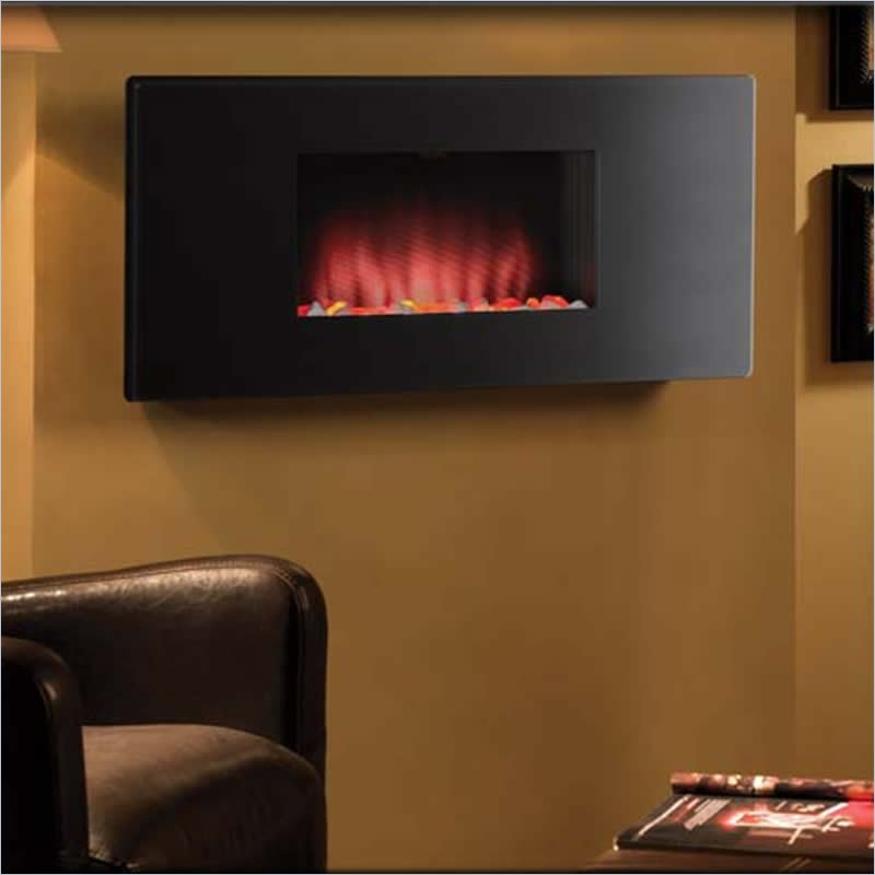 Wall Mount Fireplace Electric Heater