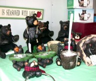 black bear collectibles