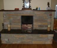 fireplace stone ideas