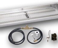 Direct Vent Gas Fireplace Kits