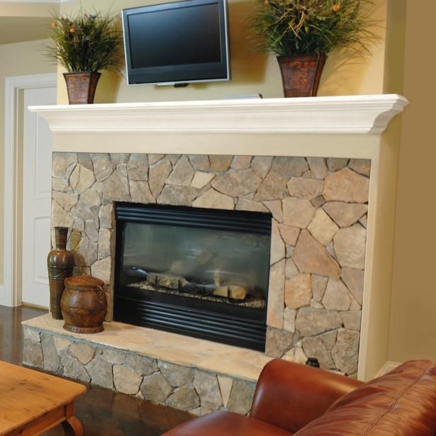 Fireplace Mantel Kits