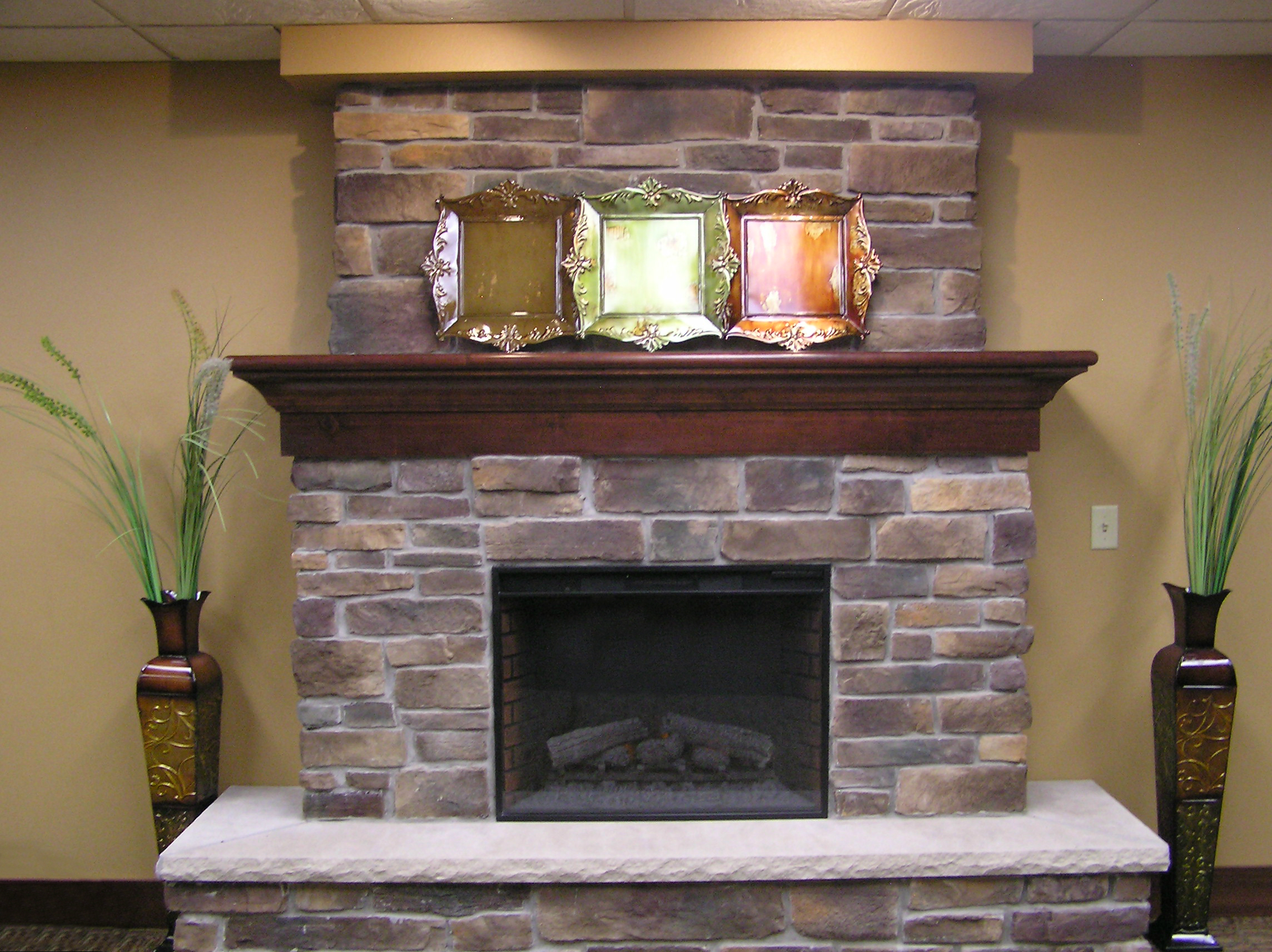 Fireplace Surround Kits