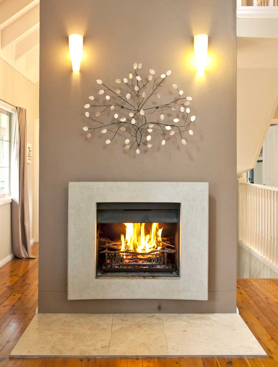 Fireplace Surrounds and Mantel Gallery