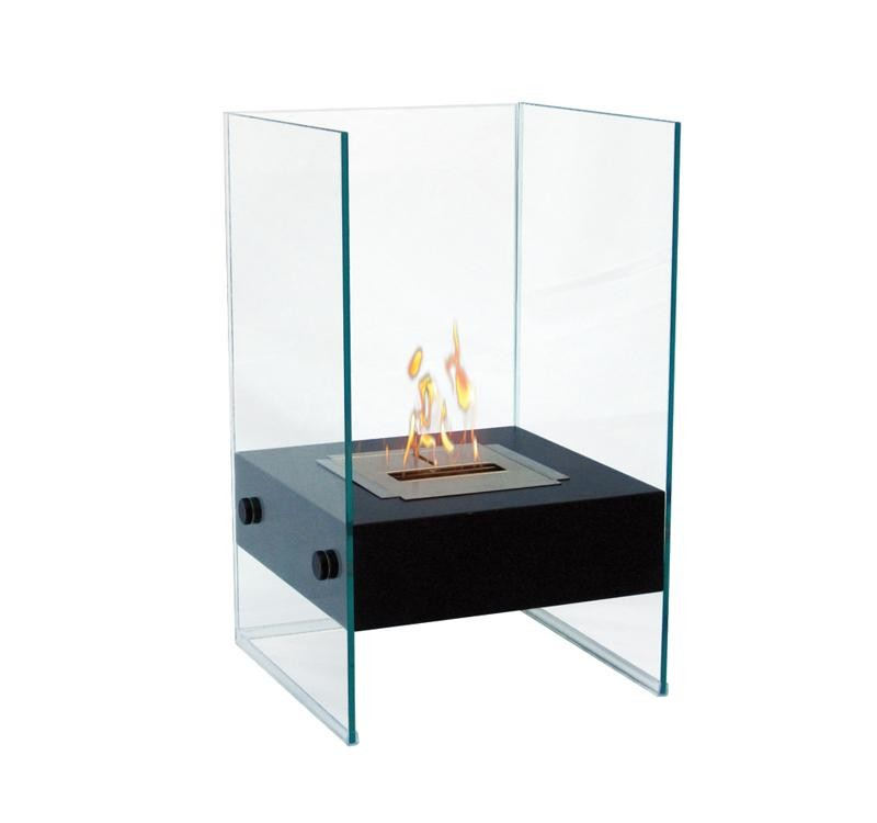 Free standing gas fireplace home installation process Free standing fireplace