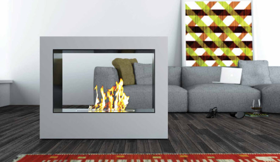 digital imagery above is segment of free standing gas fireplaces