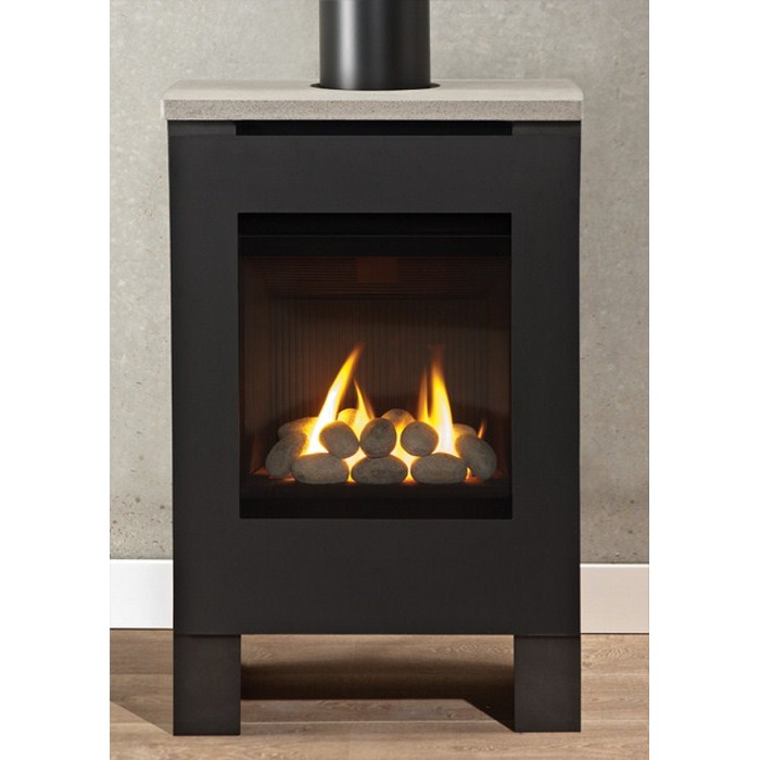 Freestanding Gas Fireplaces Indoor