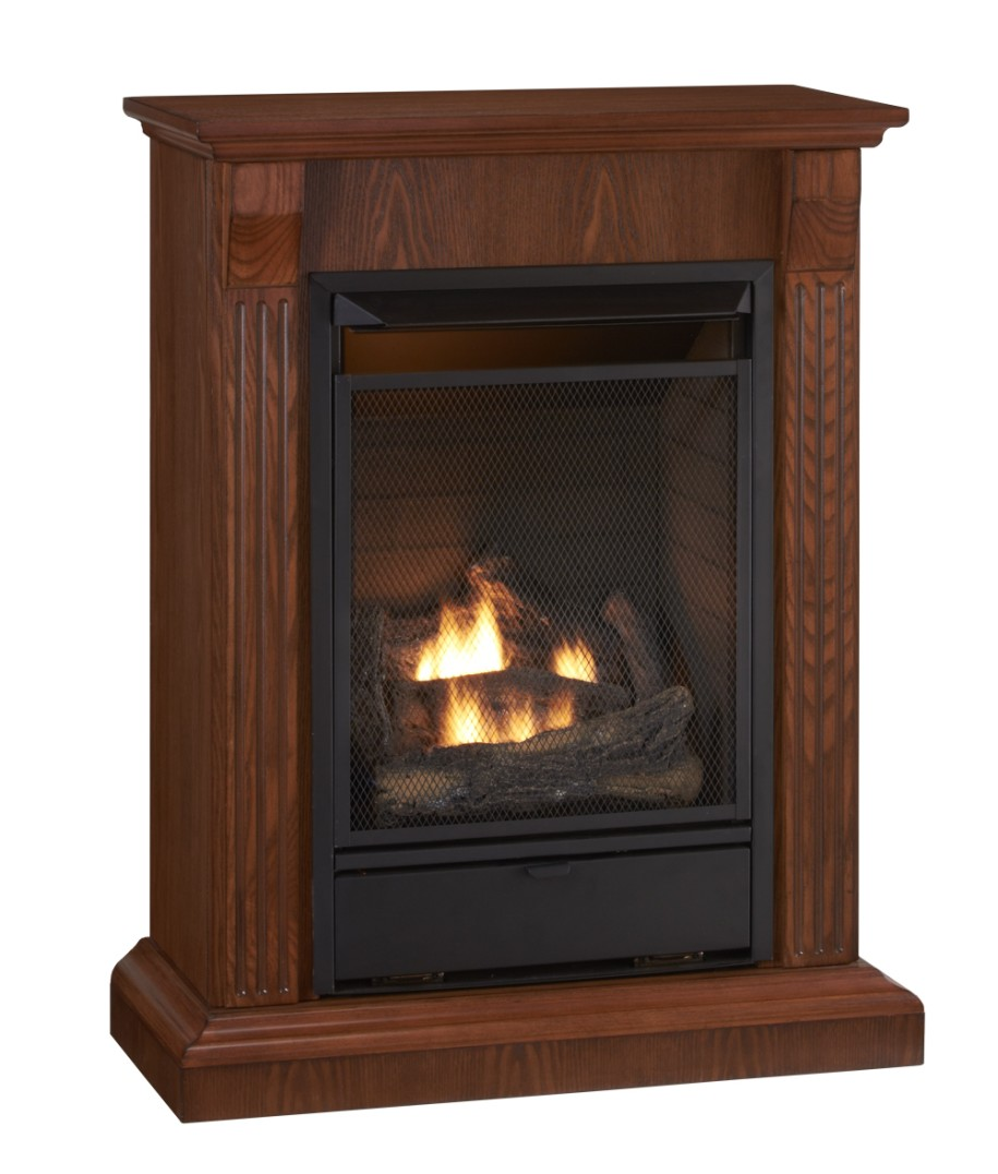Free Standing Gas Fireplaces : KVRiver.com