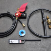 Gas Fireplace Installation Kit
