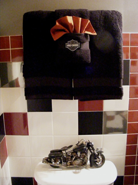 Harley-Davidson Bath Accessories