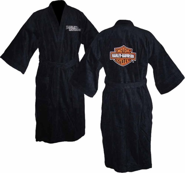 Harley Davidson bath robes
