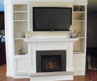 Home Depot Fireplaces