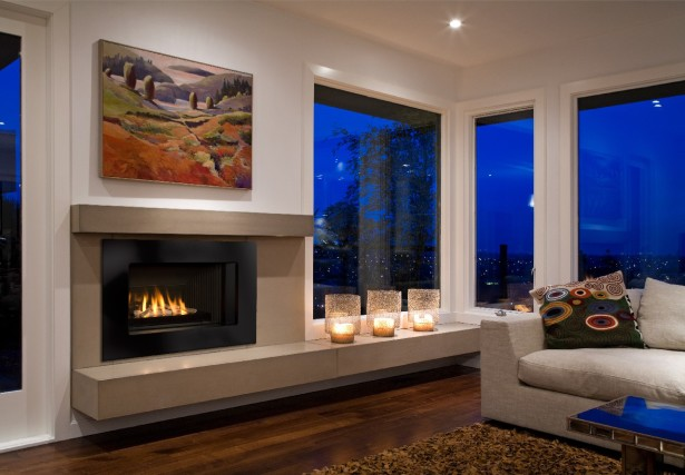 Indoor Gas Fireplace Kits