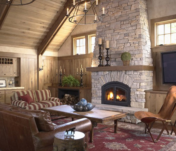 fireplace stone ideas for your style stone veneer fireplace ideas