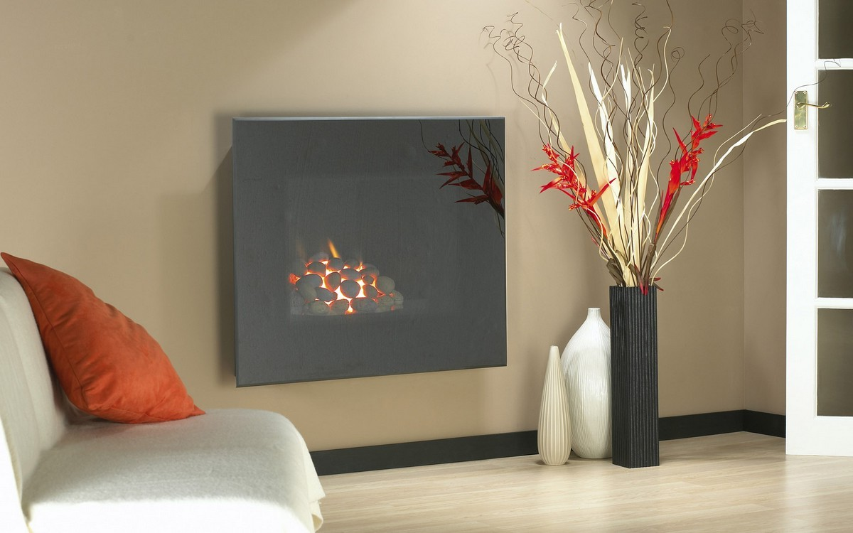 electric fire places