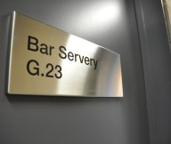 Bar Servery Design