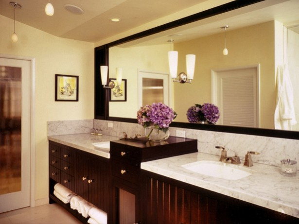 Bathroom Decor Modern Lux 2012