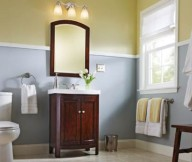 Bathroom Decor Modern Lux Image