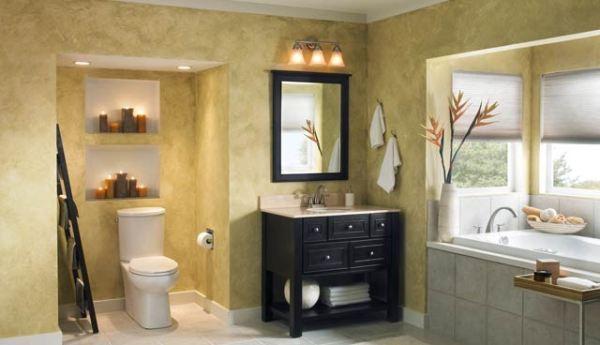 Bathroom Decor Modern Lux on Bugget