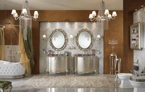 Bathroom Decor Modern Lux
